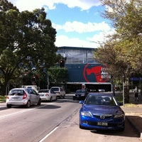 Photo taken at Bunnings Warehouse by Lisa G. on 5/14/2011
