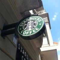 Photo taken at Starbucks Coffee by Alexander P. on 8/15/2012