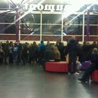 Photo taken at Gaumont Valenciennes by Alexandre A. on 1/14/2012