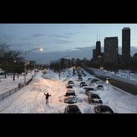 Photo taken at Snowpocalypse 2011: Chicago Edition by Ken B. on 3/10/2011