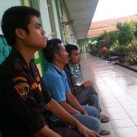 Photo taken at Rutan Kebon Waru by Budi S. on 12/21/2011