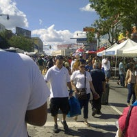 Photo taken at Fordham Shopping District by Lux on 9/9/2012