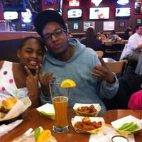 Photo taken at Buffalo Wild Wings by Akasha H. on 3/6/2011