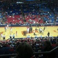 Photo taken at UD Arena by Bret B. on 12/11/2011
