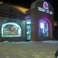 Photo taken at Taco Bell by Mike M. on 1/22/2012