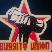 Photo taken at Burrito Union by Moriah S. on 9/16/2011