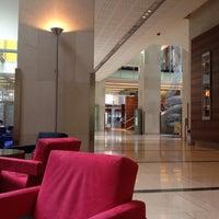 Photo taken at Hilton Sydney by James L. on 3/4/2012