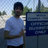 Photo taken at Santa Clara County Medical Examiners Office by Chris on 9/4/2011