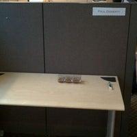 Photo taken at Voce Communications, a Porter Novelli Company by Stephen L. on 4/15/2011
