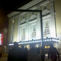 Photo taken at Carolina Theatre Of Durham by Sarah S. on 3/10/2012