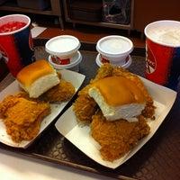 Photo taken at KFC by Elwin W. on 7/31/2011