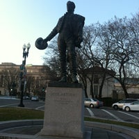 Photo taken at José Artigas Memorial by Lexi D. on 3/1/2012