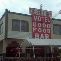Photo taken at Desert Inn Bar & Restaurant by Sabrina C. on 12/11/2011