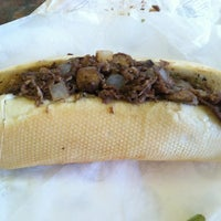 Photo taken at Chicago Cheesesteak Company by Riley M. on 8/24/2011