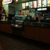 Photo taken at Carl's Jr. / Green Burrito by A. V. on 9/8/2011