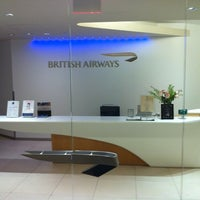 Photo taken at British Airways Terraces Lounge by Henk T. on 8/7/2011