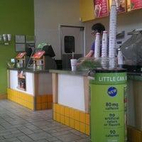 Photo taken at Jamba Juice by Vincent C. on 11/2/2011