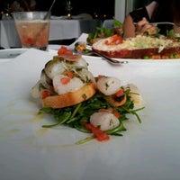 Photo taken at Sanafir Restaurant and Lounge by Anita H. on 9/2/2012
