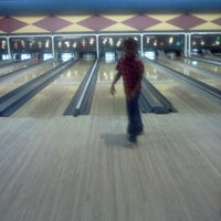 Photo taken at Palace Bowling & Entertainment Center by Sterling M. on 5/12/2012