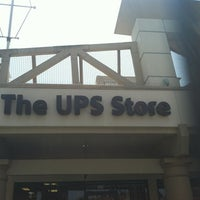 """Photo taken at The UPS Store by """"Jack"""" Barton L. on 5/6/2012"""