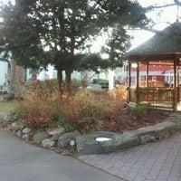 Photo taken at Olde Mystic Village by Cera C. on 12/24/2011