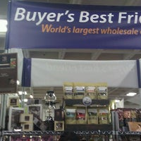 Photo taken at Buyer's Best Friend, Booth #1188 by Valerie S. on 1/15/2012