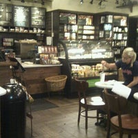Photo taken at Starbucks by Michal K. on 10/9/2011
