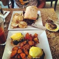 Photo taken at Ovelia Psistaria Bar by Emily Z. on 7/1/2012