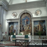 Photo taken at Church of Saint Agnes by Susie D. on 11/6/2011