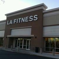 Photo taken at LA Fitness by Donovan C. on 11/7/2011