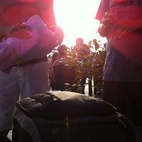 Photo taken at Bagni Kursaal by Luca B. on 8/22/2012