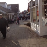 Photo taken at Freeport Designer Outlet Village by Mark H. on 3/11/2012