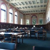 Photo taken at Parks Library by Jonathan C. on 8/24/2011