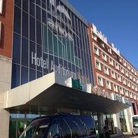 Foto tomada en AC Hotel Coslada Aeropuerto por Marichu G. el 6/3/2012