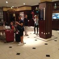 Photo taken at Van der Valk Hotel Schiphol by Peter v. on 8/17/2012