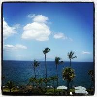 Photo taken at Wailea Beach Marriott Resort & Spa by Rick S. on 5/31/2012