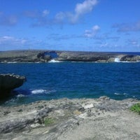 Photo taken at Laie Point by Neil H. on 9/12/2011