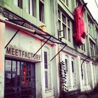 Photo taken at MeetFactory by tazMAYnia on 9/12/2012