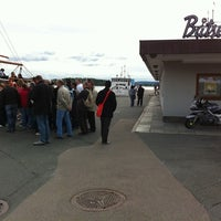 Photo taken at Båtservice Sightseeing by Armann A. on 11/24/2011