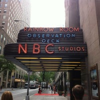 Photo taken at 30 Rockefeller Plaza by Jack J. on 7/15/2012
