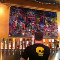 Photo taken at Three Floyds Brewery & Pub by Lauren on 8/22/2012