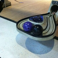 Photo taken at Palace Bowling & Entertainment Center by Kristy M. on 9/8/2012
