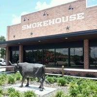 Photo taken at 4 Rivers Smokehouse by Rod R. on 6/21/2012