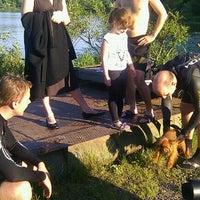 Photo taken at Воднолыжный клуб «Озерки» by VikaToria Bi on 6/21/2012