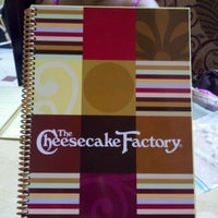 Photo taken at The Cheesecake Factory by Kristen on 6/7/2012