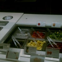 Photo taken at Pinkberry by Brigitte A. on 2/26/2012