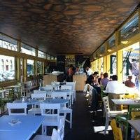 Photo taken at Naschmarkt Deli by Marcus M. on 5/25/2012