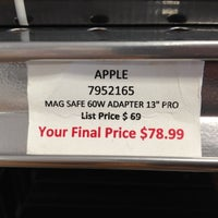 Photo taken at MacMall Retail Store by Mike M. on 3/3/2012