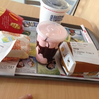 Photo taken at McDonald's by Luis B. on 9/4/2012