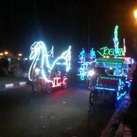 Photo taken at Alun - Alun Lor by Ipit F. on 8/28/2012